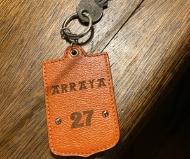 Août 2020 - Des jolis porte-clés pour l'hôtel Arraya !