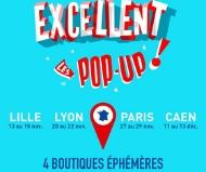 13 novembre 2020 - Lancement des pop-up EPV : 4 boutiques digitales pour des savoir-faire d'excellence.