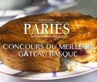 15 septembre 2019 - La Maison LAFFARGUE est partenaire du concours de gâteau basque PARIES.