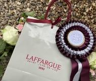 22 octobre 2020 - Des ceintures cloutées pour le concours Amateur Pro du Centre Equestre Sainte Hélène.