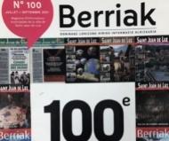 AOUT 2021 - BERRIAK